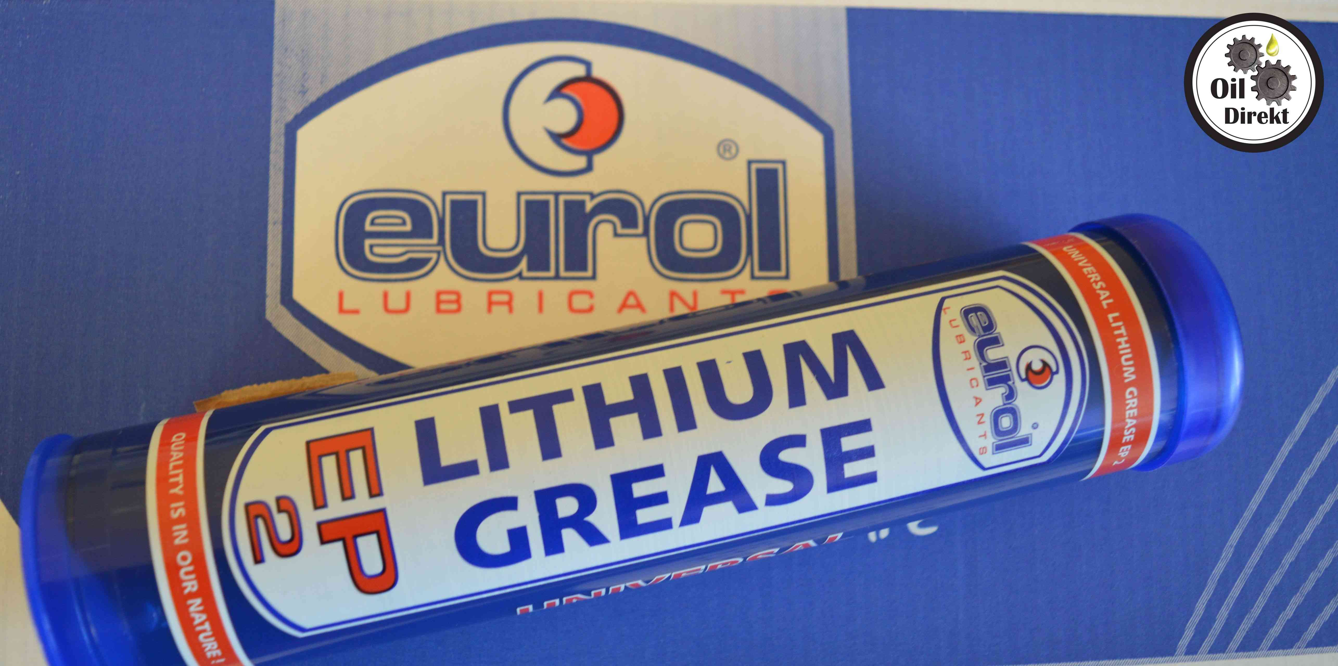 Eurol Universal Lithium Grease EP2 400 g